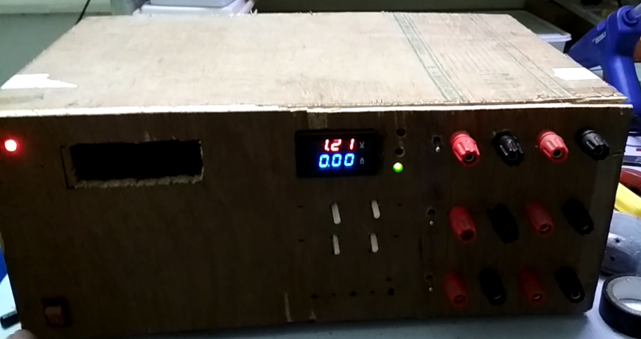 Picture of Diy Lab Power Supply