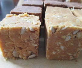 Protein/Energy Bars (T-rex's 'grey cubes')