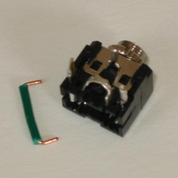 Picture of Preparing the Audio Jack