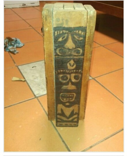 Picture of Step 7: Totem the Legs