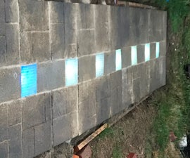 Solar Powered RGB LED Magic Pathway