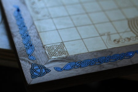 Laser Cut Board Decorations