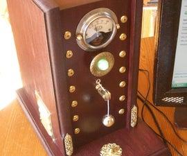 A Steampunk mini PC