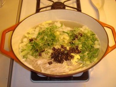 Assembling the Soup
