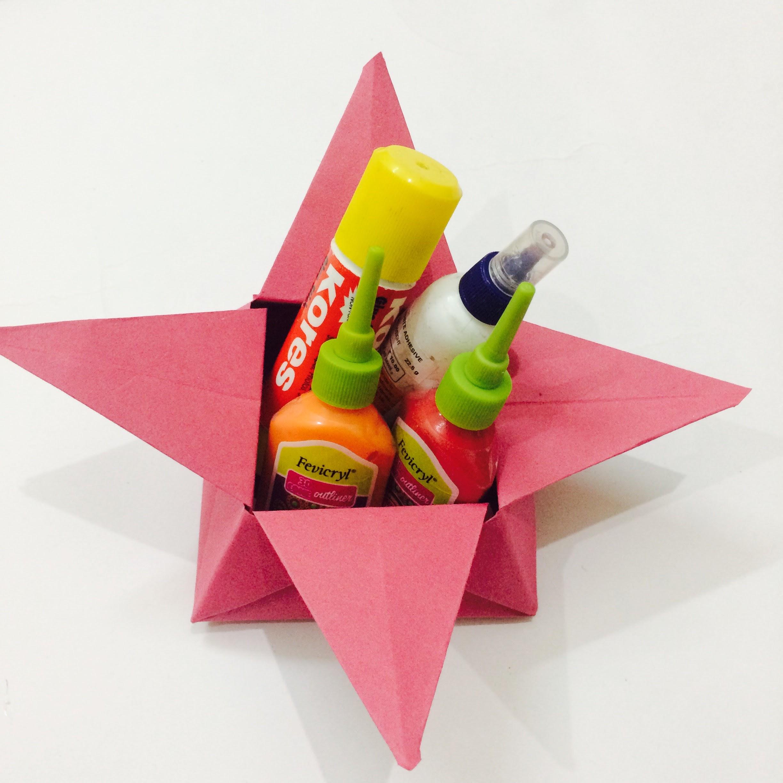 Picture of Origami Storage Box