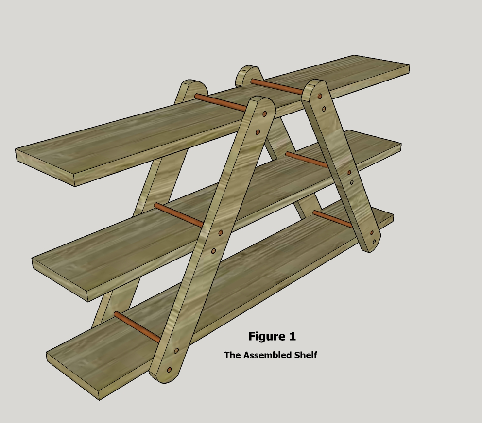 Picture of Flat Pack Shelf