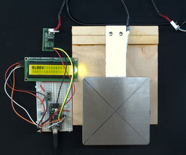 Counting Scale Made With an Arduino
