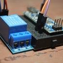 Relay 5V Using Arduino