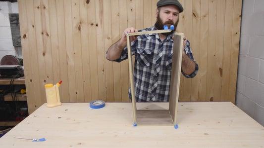 Step 3: Glue Up Cabinet