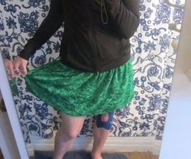 DIY Race Skirt