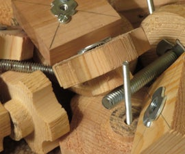Easy T-Nut Project Knobs