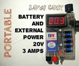POCKETABLE 100W POWER SUPPLY-SMALLER THAN YOUR SMARTPHONE