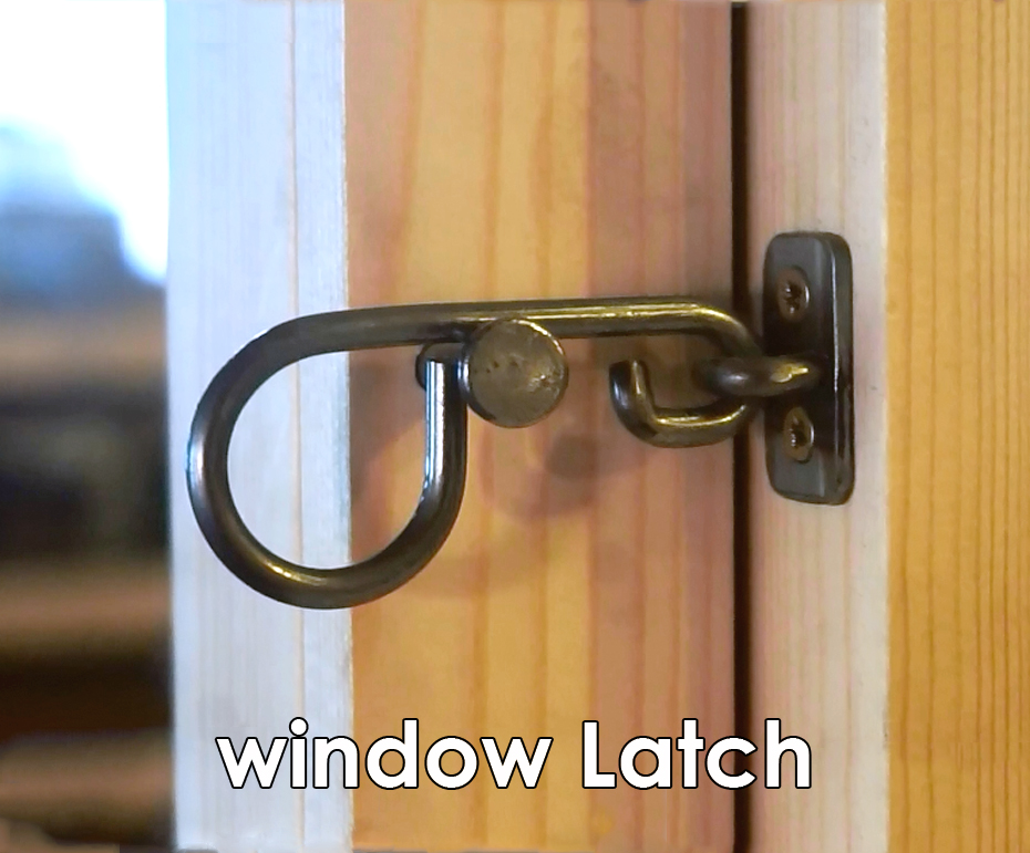 Picture of Window Latch
