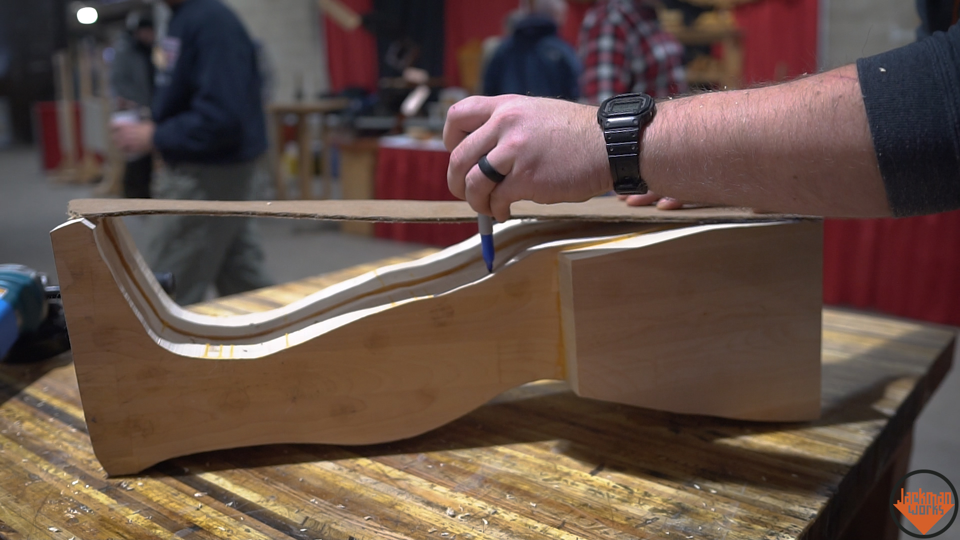 Picture of Power Carving and Sanding