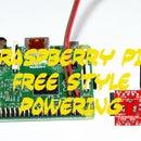 RASPBERRY PI FREE STYLE POWERING (RPI POWER SUPPLY HACK)