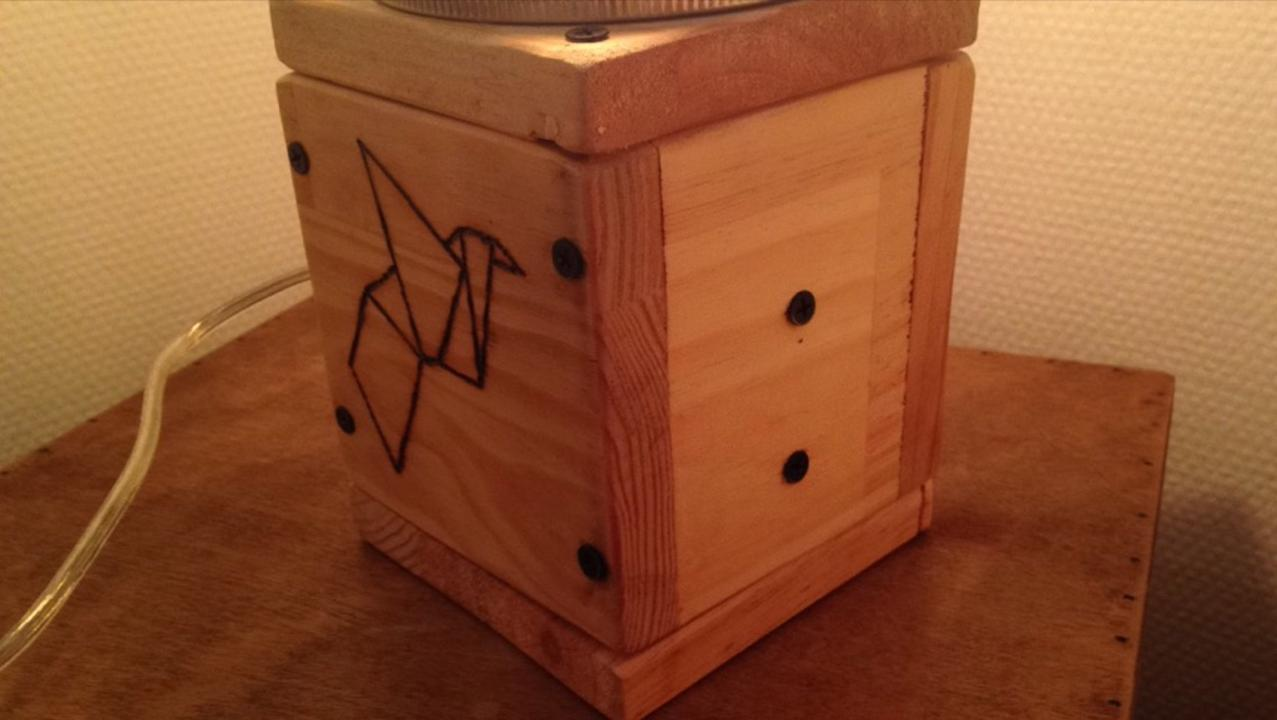 Picture of Pyrography and Completion