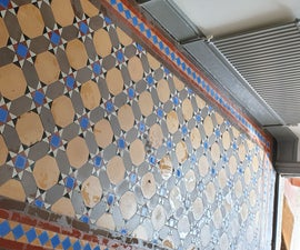 How to Restore a Victorian Tiled Floor
