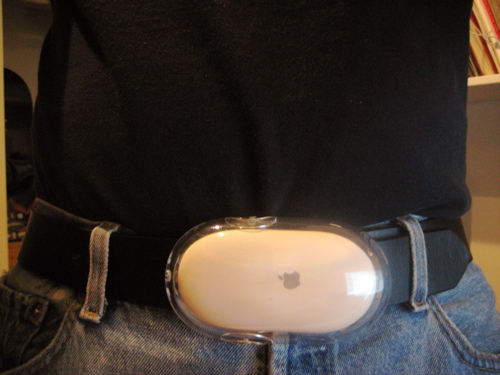 Picture of Pro Mouse Beltbuckle