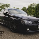 Xr6 Aircon Delete Pulley