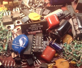 How to Get an Unlimited Supply of Electronic Components for Under $10.