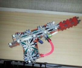 Knex Silenced Pistol