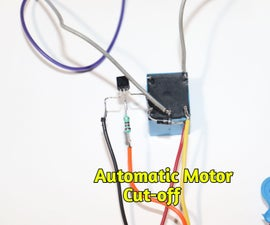 Automatic Water Pump Motor Controller
