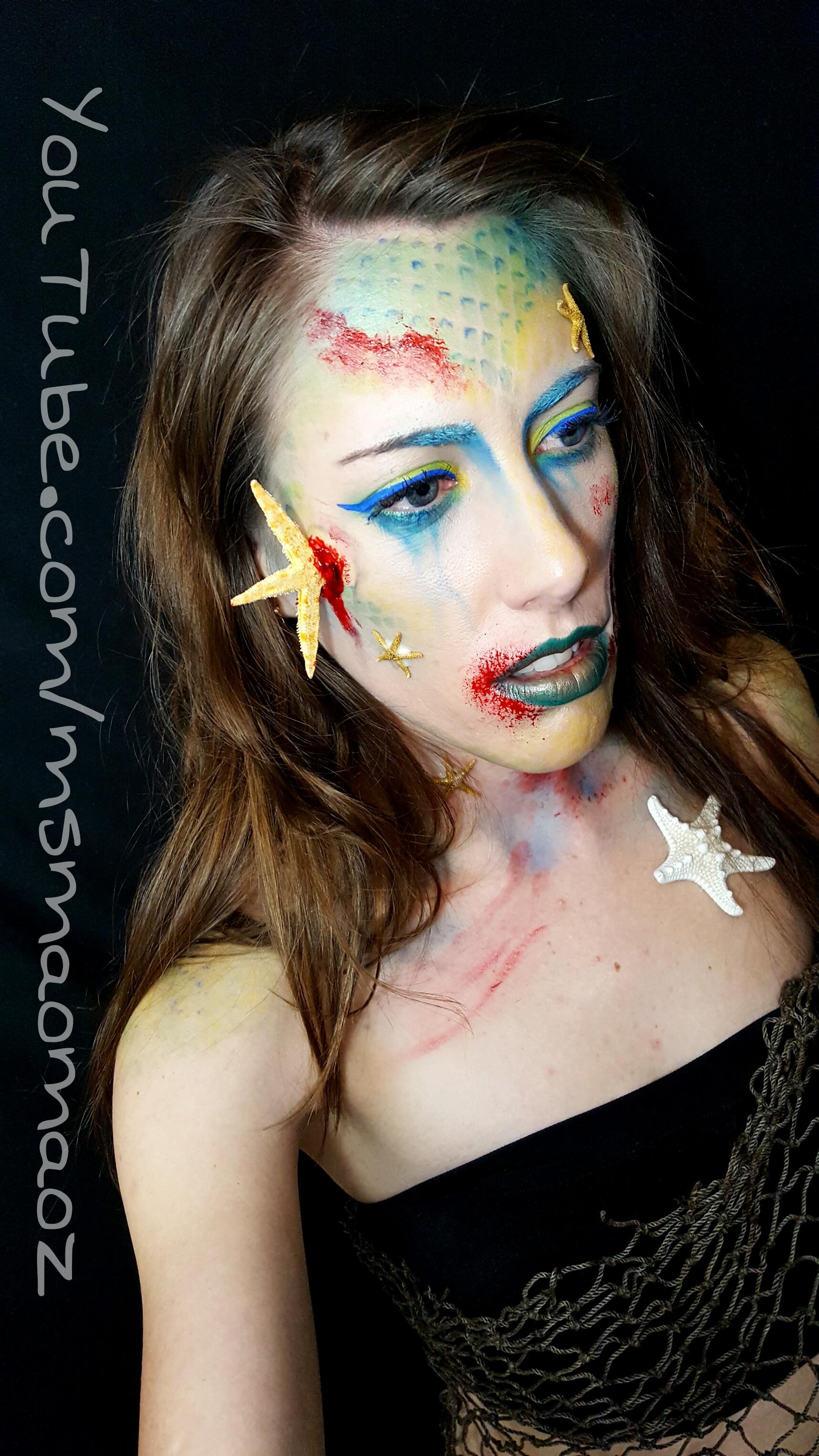 Picture of Zombie Mermaid