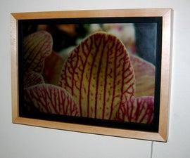 Hanging Laptop Digital Painting