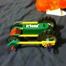 Knex Motorized Car