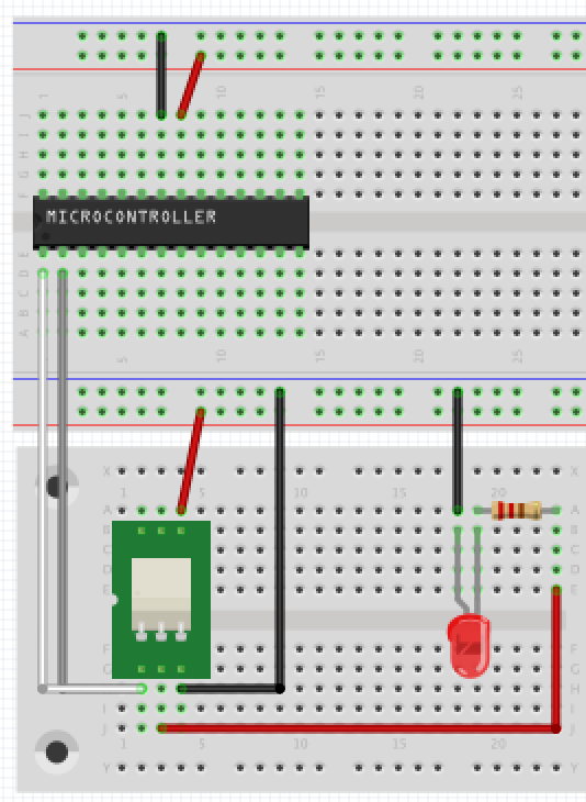 Picture of How to Drive a Relay From an Arduino (Bareduino) Using the Bare Minimum of Components