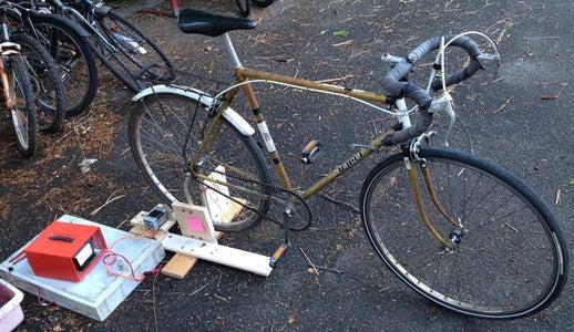 Bike Generator (mechanics)