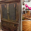 Industrial/Steampunk Furnishings