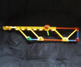 My Knex rbr (rubber band rifle)