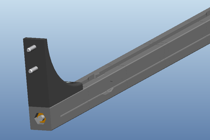 Picture of Assemble Z-Axis Components