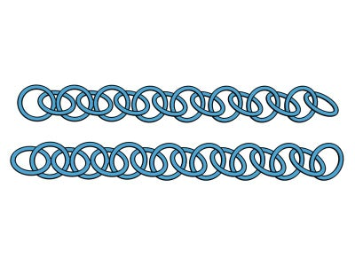 ChainMaille 101: Hoodoo Hex Sheet
