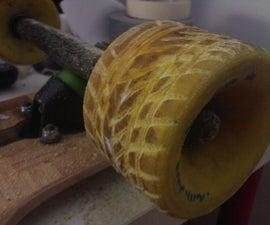 Longboarding Water-Tread Wheels
