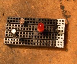 Make a Mini Prototyping Breadboard