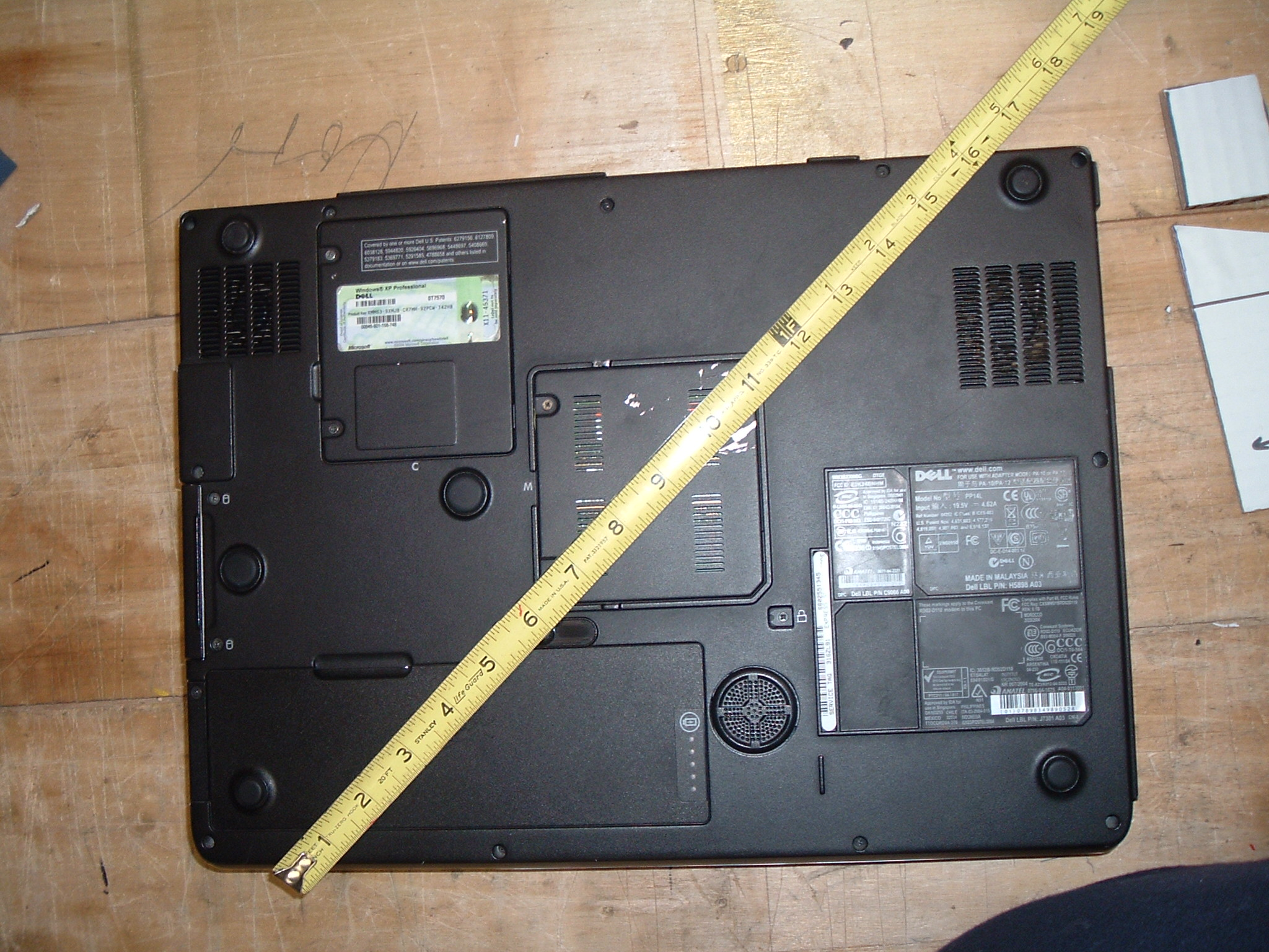 Picture of The Two Critical Measurements