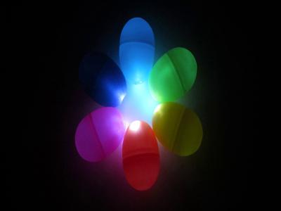 Glow in the Dark Easter Eggs