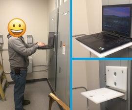 Magnetic Laptop Mount