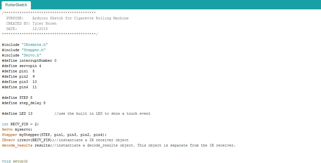 Picture of Upload the Arduino Code