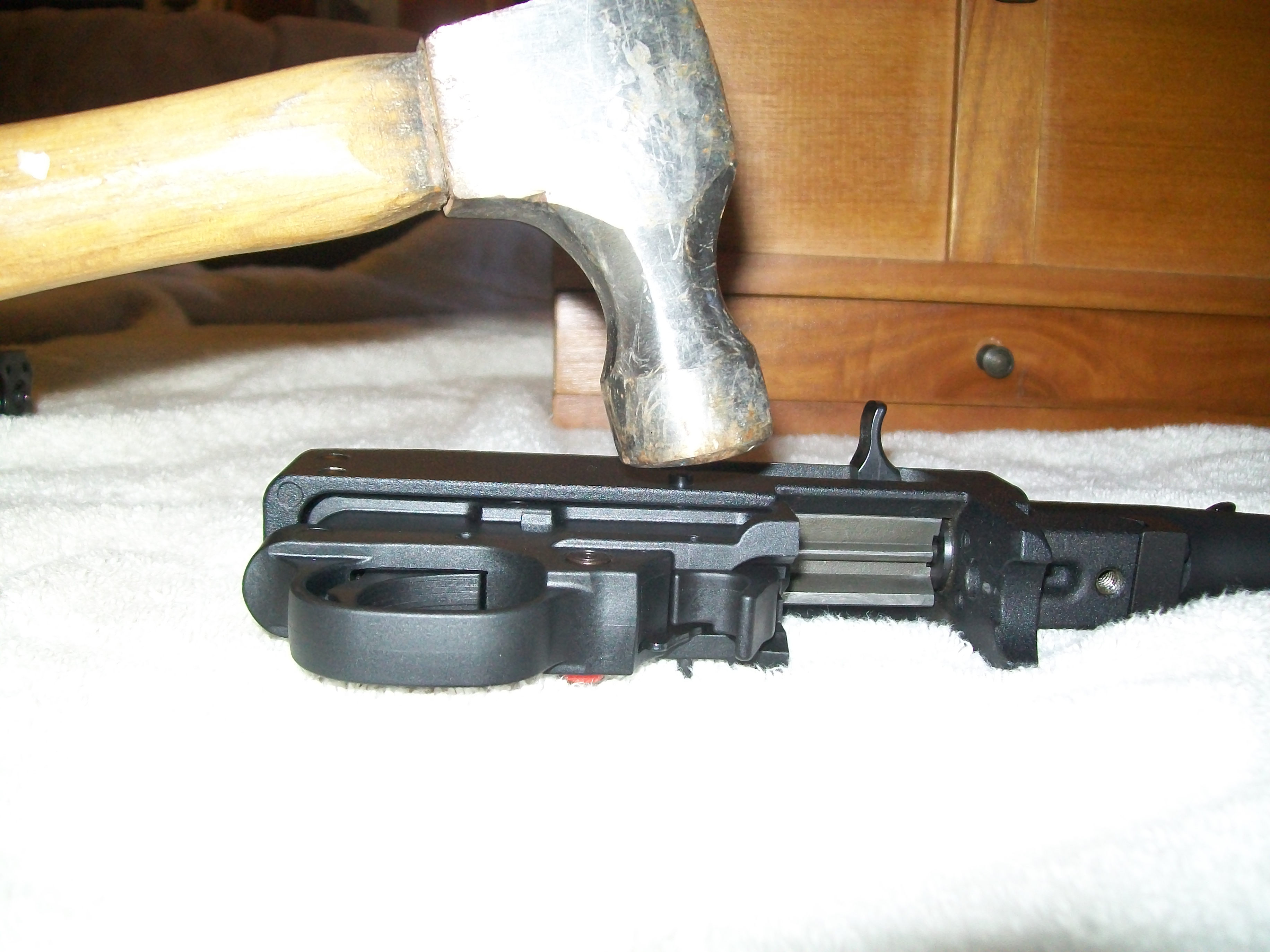 Picture of Attach Trigger Assembly