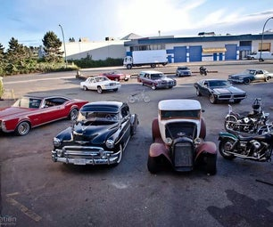 How to Build a Hotrod Truck in 3 Easy Steps