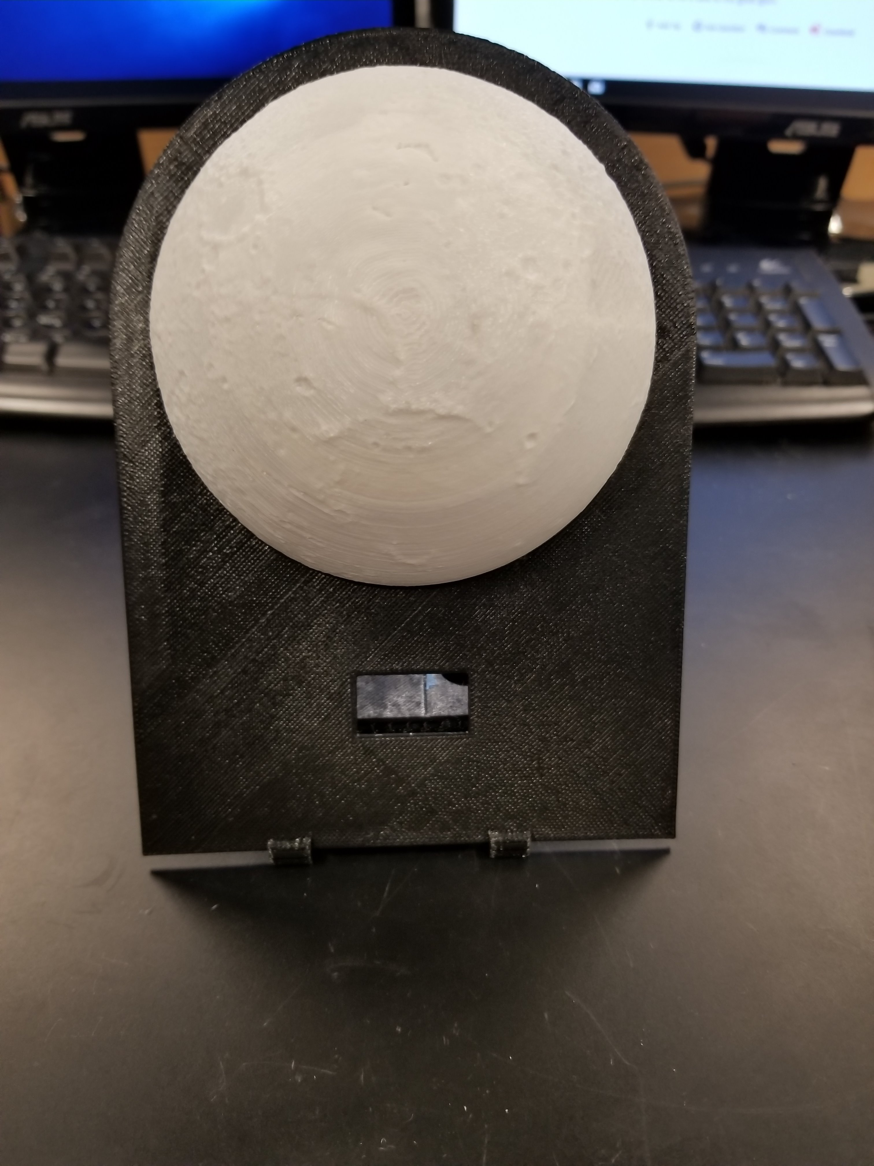 Picture of Lunar Phase Clock Lite