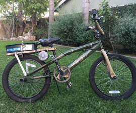 Bike --> Electric Bike