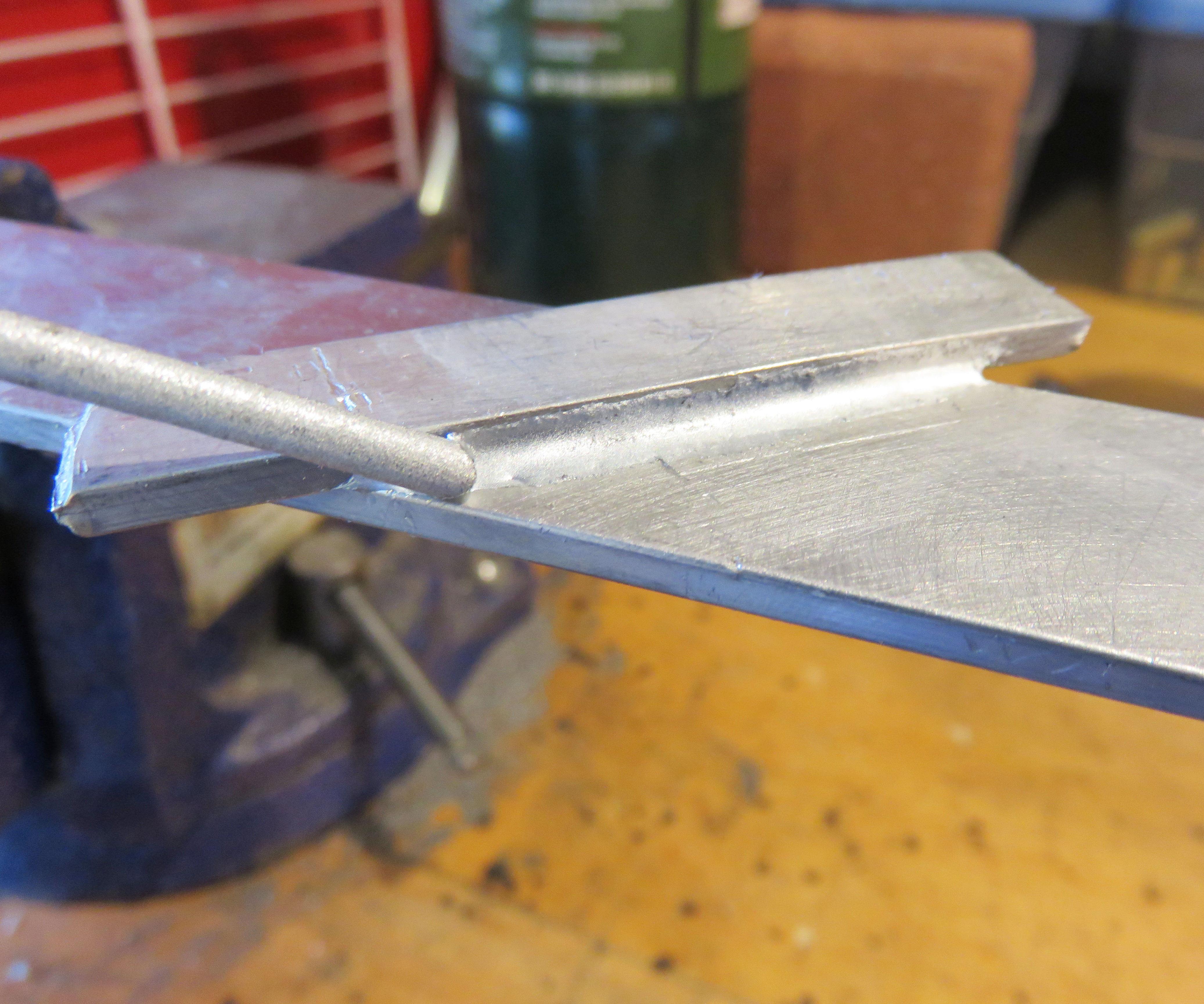 How to solder aluminum 99