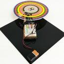 Make an Optical Disk Display