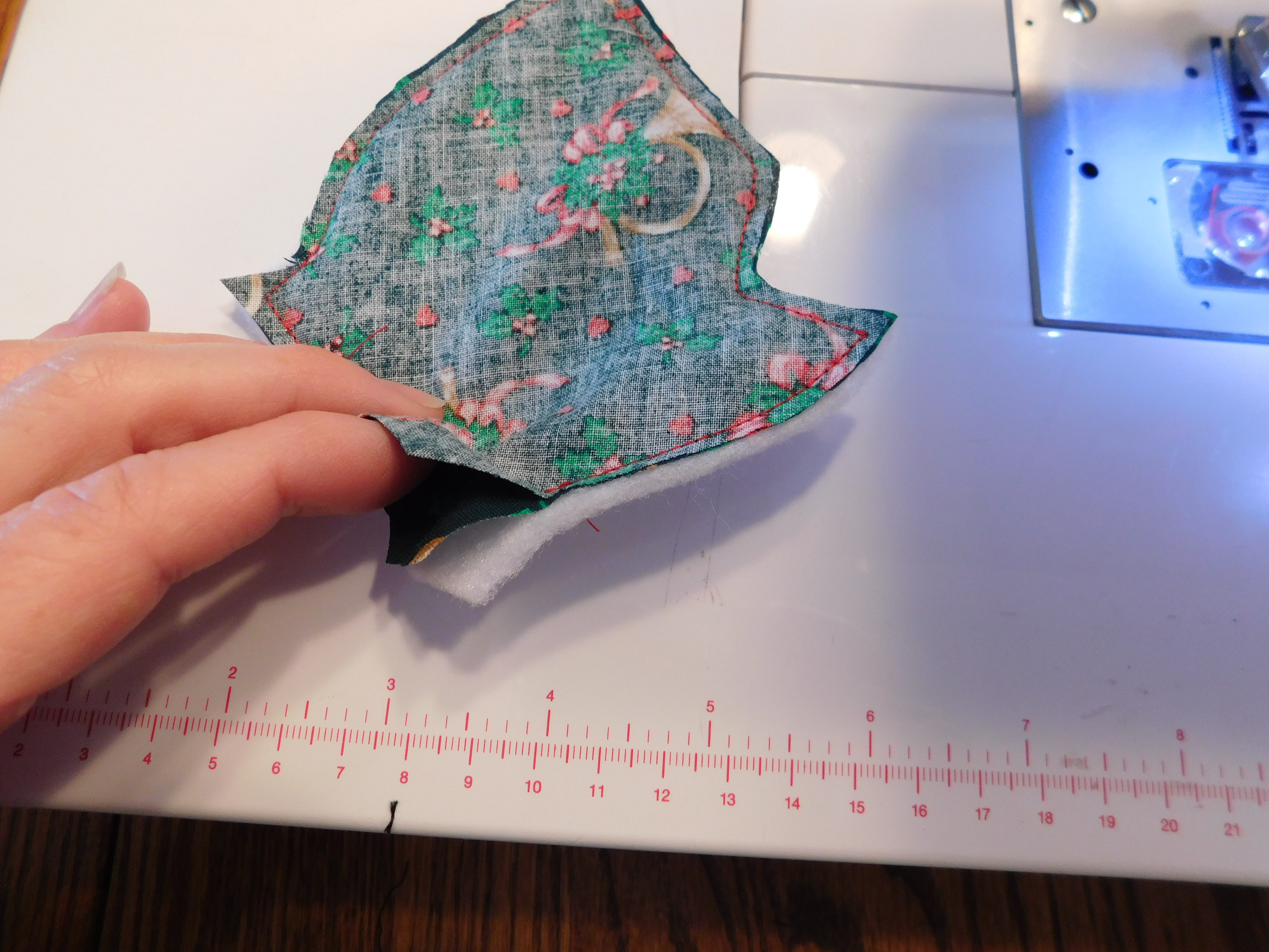 Picture of Sew Leaf