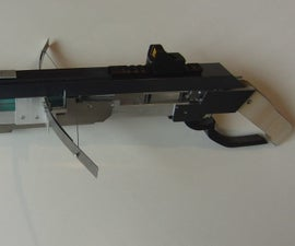 Airsoft / BB CROSSBOW (powerful :)