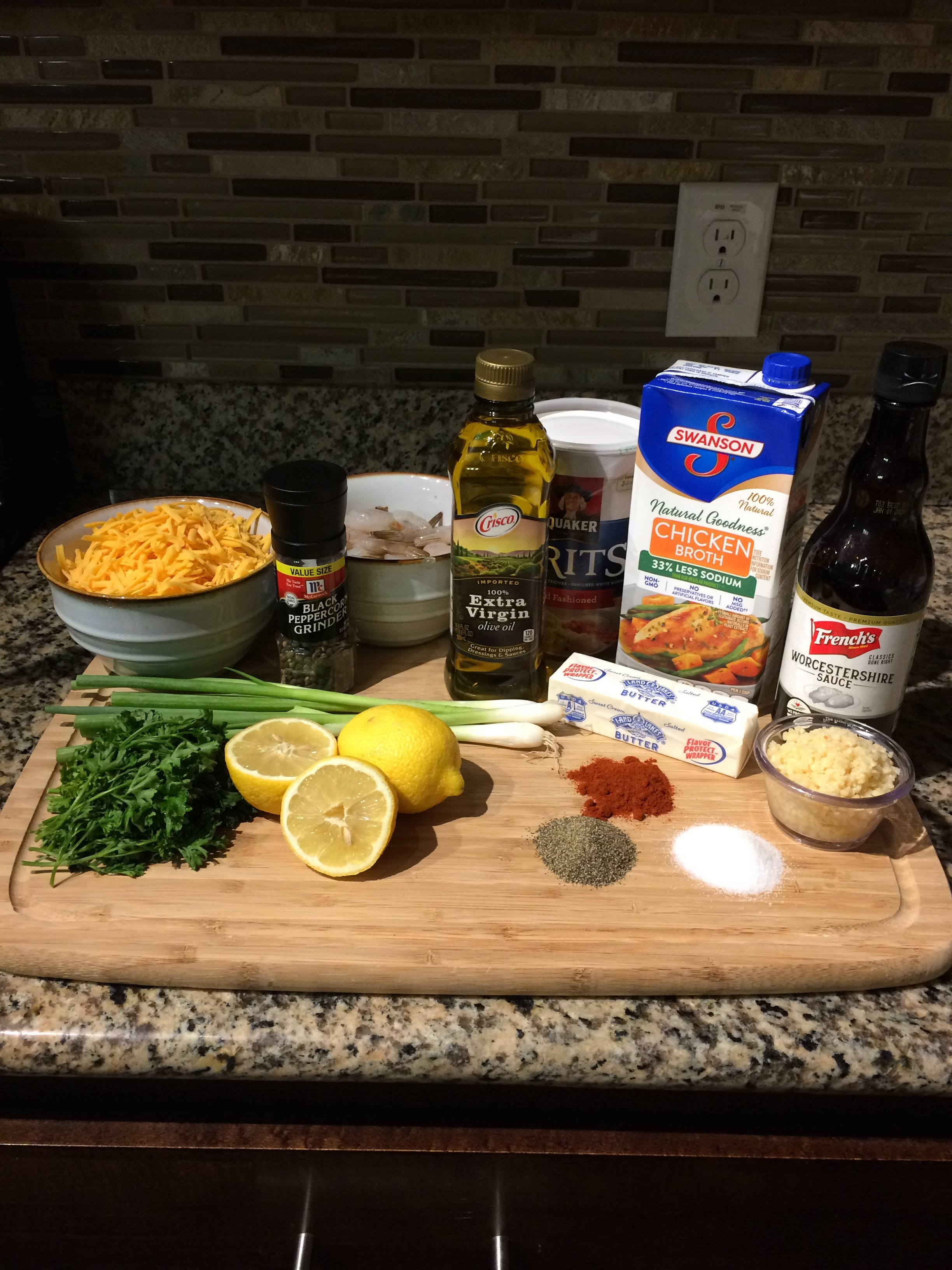 Picture of Step 2: the Main Ingredients